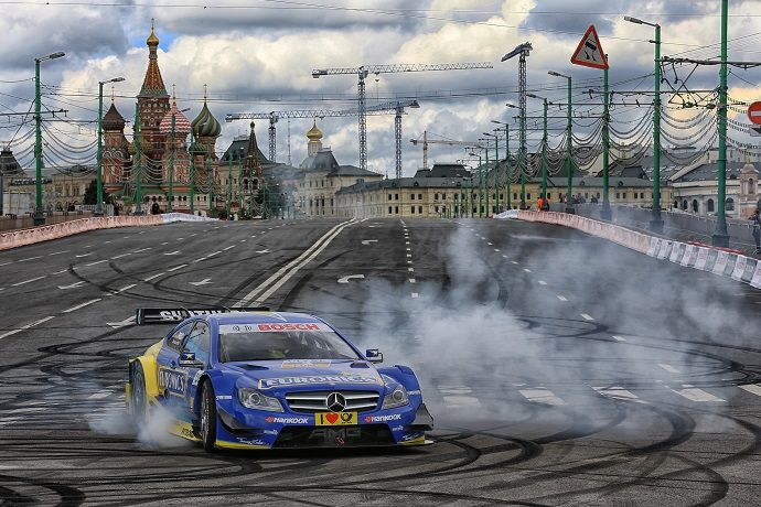 City Racing Moscow