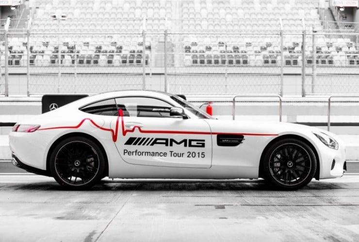 AMG Performance Tour 2015