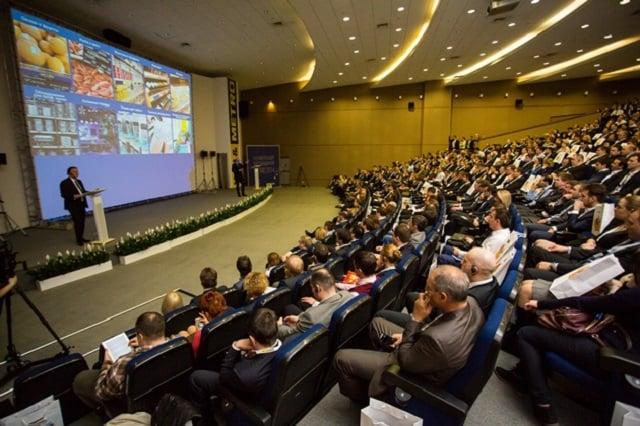 Выставка METRO EXPO 2014 в Москве