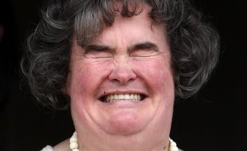 Britains Got Talent star Susan Boyle
