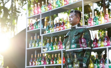 Ruinart x Art Basel x Liu Bolin : Reveal the Invisible